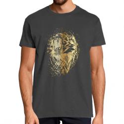 T-Shirt Homme Golden Lion