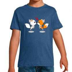 T-Shirt Garçon Love Aristokats