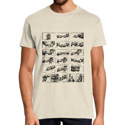 T-shirt Homme Sign Language